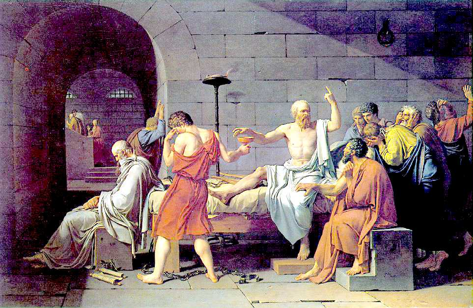 essay on the trial and death of socrates