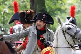Napoleon photographed