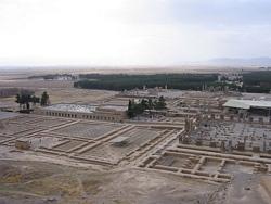 Persepolis now