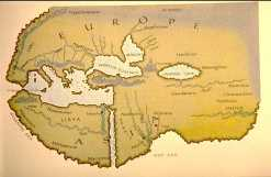 map of Herodotus