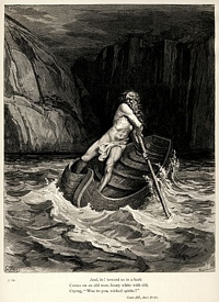 Gustave_Doré_-_charon arriving