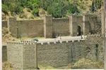 toledo spain city walls