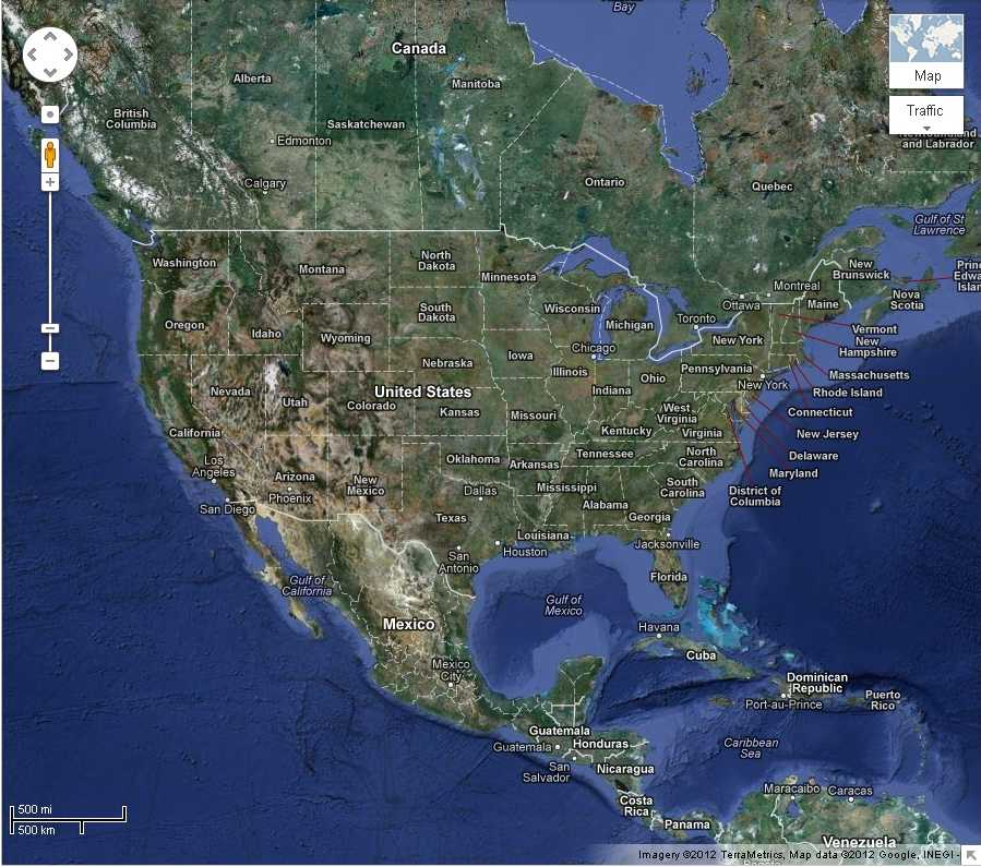 Us Map Google Earth Related Keywords Suggestions Us Map Google – United States Map Google