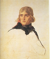 napoleon-sketched-by-david