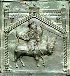 the donkey of balaam