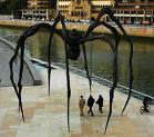 The Spider at the Guggenheim, from Wiki