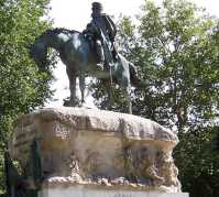 general Martinez Campos Madrid park