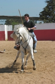 Joao Moura training 2