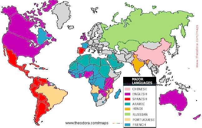 Why It Is Important To Know Another Language By Bribabygirl - Where is hindi spoken in the world