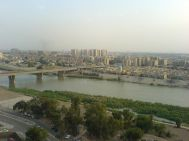 baghdad on the Tigris