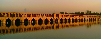 Si-o-se Pol bridge in Iran