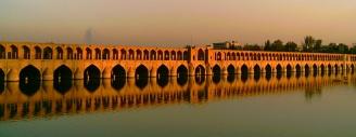 Si-o-se Pol bridge in Iran