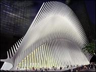 calatrava ground zero hub