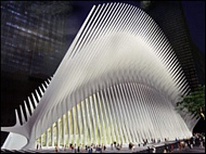 calatrava ground zero hub