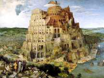 tower of babel by bruegel