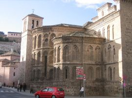 synagogue in Toledo