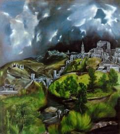 Toledo by El Greco