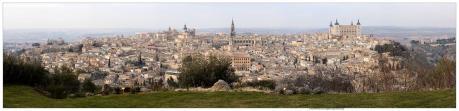 Toledo panorama