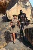 Leni living among the NUba