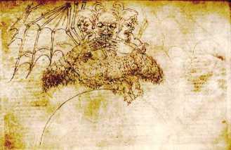 Botticelli Satan