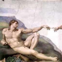 adam-sistine-michelangelo