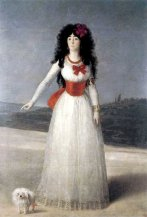 duchess of alba lightedGoya Alba1