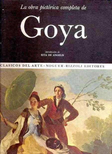 noguer rizzoli goya cover