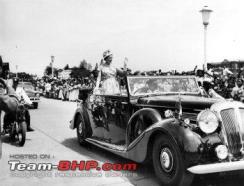 Elizabeth II Daimler 1947