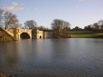 Blenheim palace_Grand_Bridge