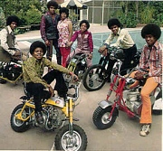 jackson5 on motorcycles