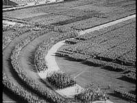 Riefenstahl army parade