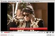 Michael Jackson rehearsing 1
