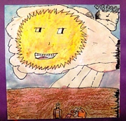 tn_The Wind and the Sun by Sydney Hawkins