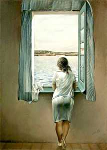 dalí woman-at-window.ii
