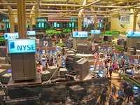 tn NYSE floor