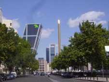 Obelisk by Calatrava