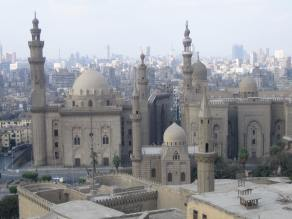 Cairo View_from_the_citadel