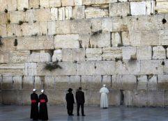 muro de lamentaciones ratzinger