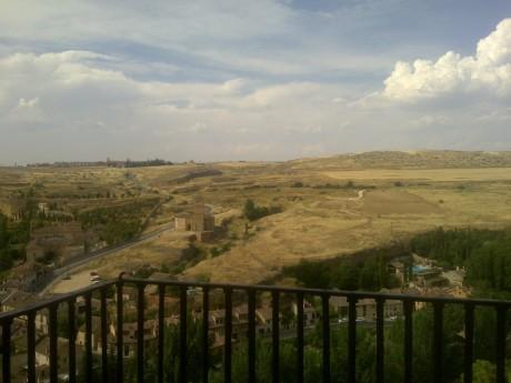 Segovia landscape by MAO