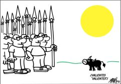 forges bullfightl