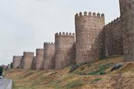 Ávila_walls
