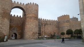 walls of Avila 1